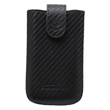 Commander Elegance Carbon Case M Black