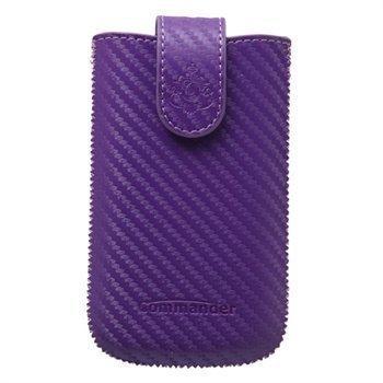 Commander Elegance Carbon Case M Purple