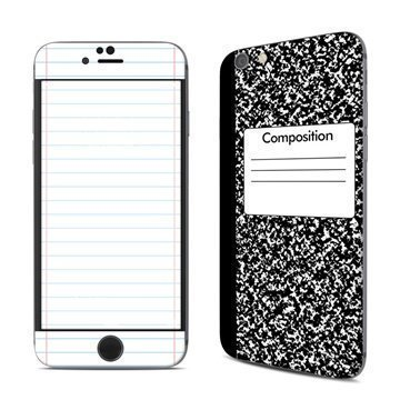 Composition Notebook iPhone 6 / 6S Skin