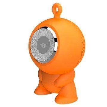Conceptronic Vedenkestävä Bluetooth-Kaiutin Oranssi
