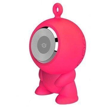Conceptronic Vedenkestävä Bluetooth-Kaiutin Pinkki