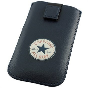 Converse All Stars Leather Case Dark Blue