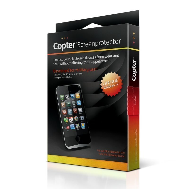 Copter Screenprotector Samsung Galaxy S II