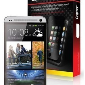 Copter for Htc One ScreenProtection PrivacyFilter