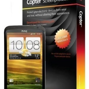 Copter for Htc One X ScreenProtection