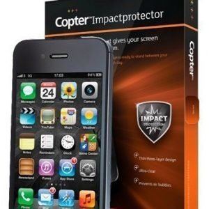 Copter for Iphone 4 ScreenProtection Impact
