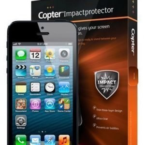 Copter for Iphone 5 / 5S / 5C ScreenProtection Impact