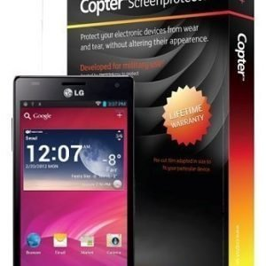 Copter for LG Optimus 4X HD ScreenProtection