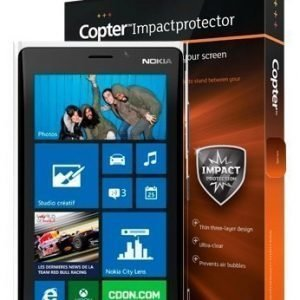 Copter for Lumia 920 ScreenProtection Impact