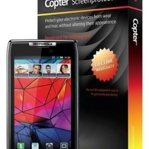 Copter for Motorola Droid Razr ScreenProtection
