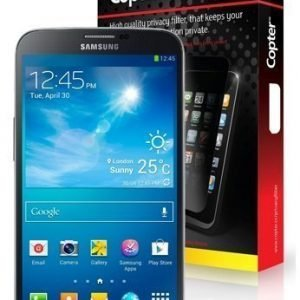 Copter for Samsung Galaxy Mega 6.3 ScreenProtection PrivacyFilter