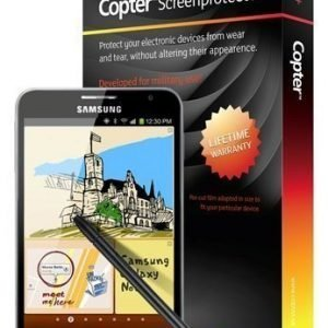 Copter for Samsung Galaxy Note ScreenProtection