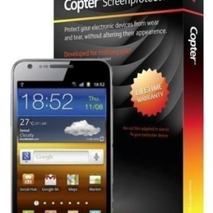 Copter for Samsung Galaxy S II LTE -i9210 ScreenProtection