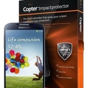 Copter for Samsung Galaxy S4 ScreenProtection Impact