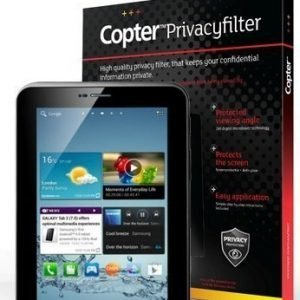 Copter for Samsung Galaxy Tab 2 10.1 / Galaxy Note 10.1 ScreenProtection PrivacyFilter