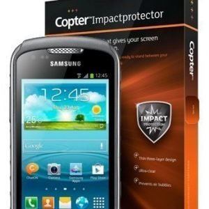 Copter for Samsung Galaxy Xcover 2 ScreenProtection Impact