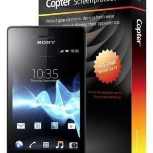 Copter for Sony Xperia Miro ScreenProtection