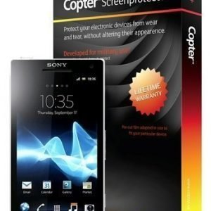 Copter for Sony Xperia S ScreenProtection