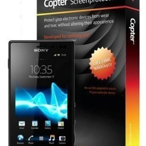 Copter for Sony Xperia Sola ScreenProtection