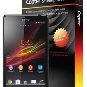 Copter for Sony Xperia T ScreenProtection