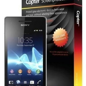 Copter for Sony Xperia V ScreenProtection