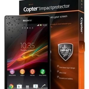 Copter for Sony Xperia Z ScreenProtection Impact