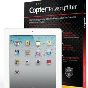 Copter for iPad 2 & 3 ScreenProtection PrivacyFilter