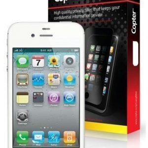 Copter for iPhone 4 & 4S ScreenProtection PrivacyFilter