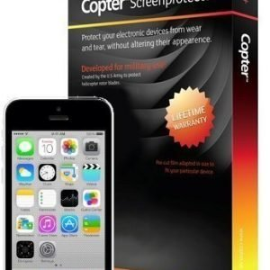 Copter for iPhone 5c Front&Back Protection