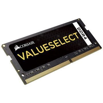 Corsair ValueSelect SO-DIMM DDR4 RAM Muisti 2133MHz 8GB