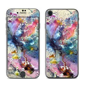 Cosmic Flower iPhone 7 Skin