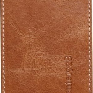 D.Bramante Leather Flip Up iPhone 5 Golden Tan