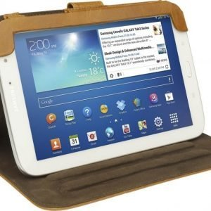 D.Bramante Leather Folio Galaxy Tab 3 10.1 Golden Tan