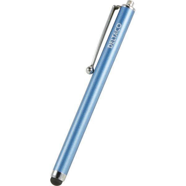DELTACO osoitinkynä kosketusnäytöille sininen