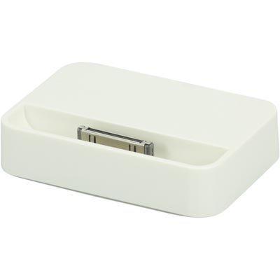 DELTACO telakointiasema sopii iPhone ja iPod 3 5mm ääni