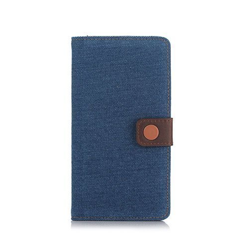Dahle Sony Xperia Z5 Premium Nahkakotelo Sininen