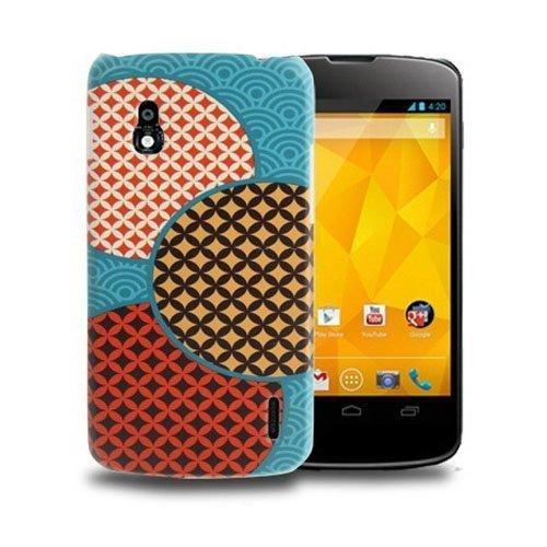Deco Sininen Pallot Lg Google Nexus 4 Suojakuori