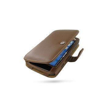 Dell Streak PDair Leather Case 3TDLSKBX1 Ruskea