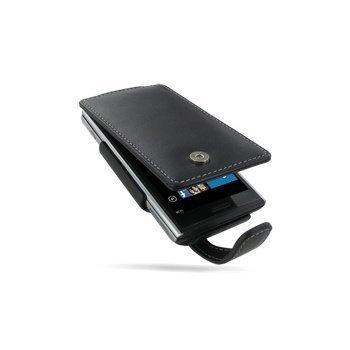 Dell Venue Pro PDair Leather Case Black