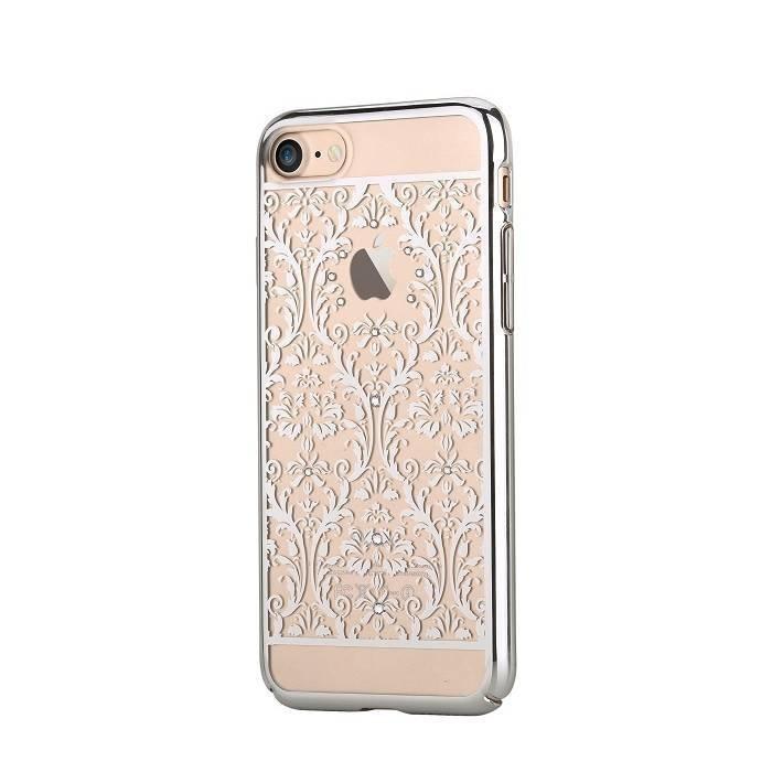 Devia Baroque iPhone 7 Silver Suojakotelo