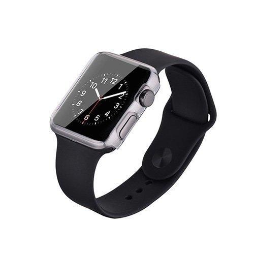 Devia Todella Ohut Suojakotelo Apple Kellolle 42mm Läpinäkyvä