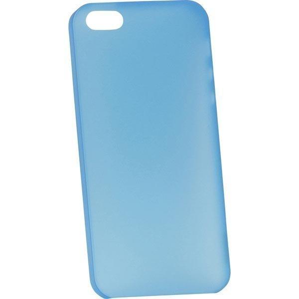 Dexim AOU Fashion ohut muovikuori iPhone 5 puhelimelle 0 35mm sin