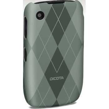 Dicota HardCover Blackberry Curve 8520 8530 Curve 3G 9300 9330 Grey