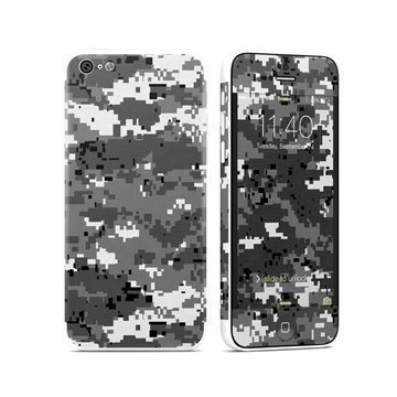 Digital Urban Camo iPhone 5C