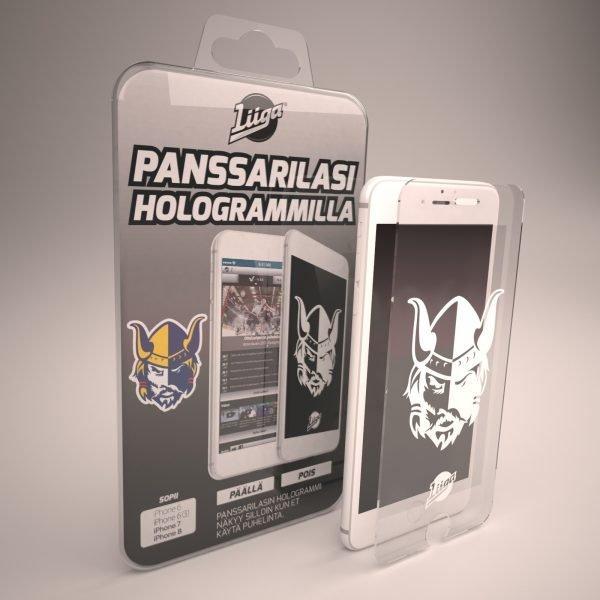 Docover Jukuritpanssarilasi Iphone 6/6s/7/8