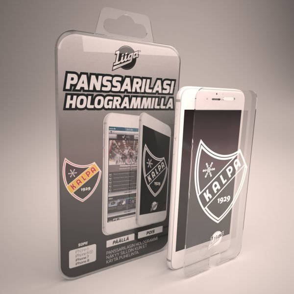 Docover Kalpa Panssarilasi Iphone 6/6s/7/8