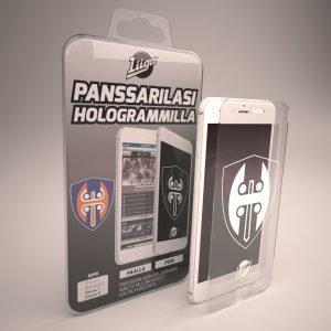 Docover Tappara Panssarilasi Iphone 6/6s/7/8
