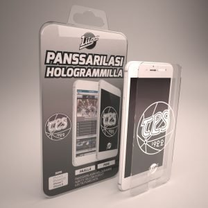 Docover Tps Panssarilasi Iphone 6/6s/7/8