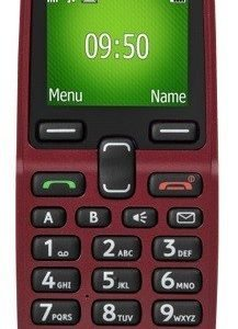 Doro 5031 Puhelin Punainen