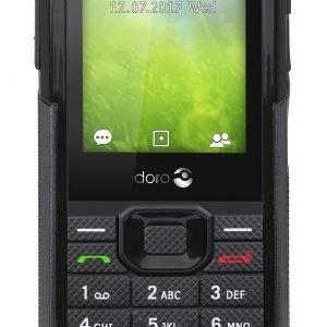 Doro 540x Puhelin Musta